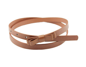 Bow Belt |8 colors|