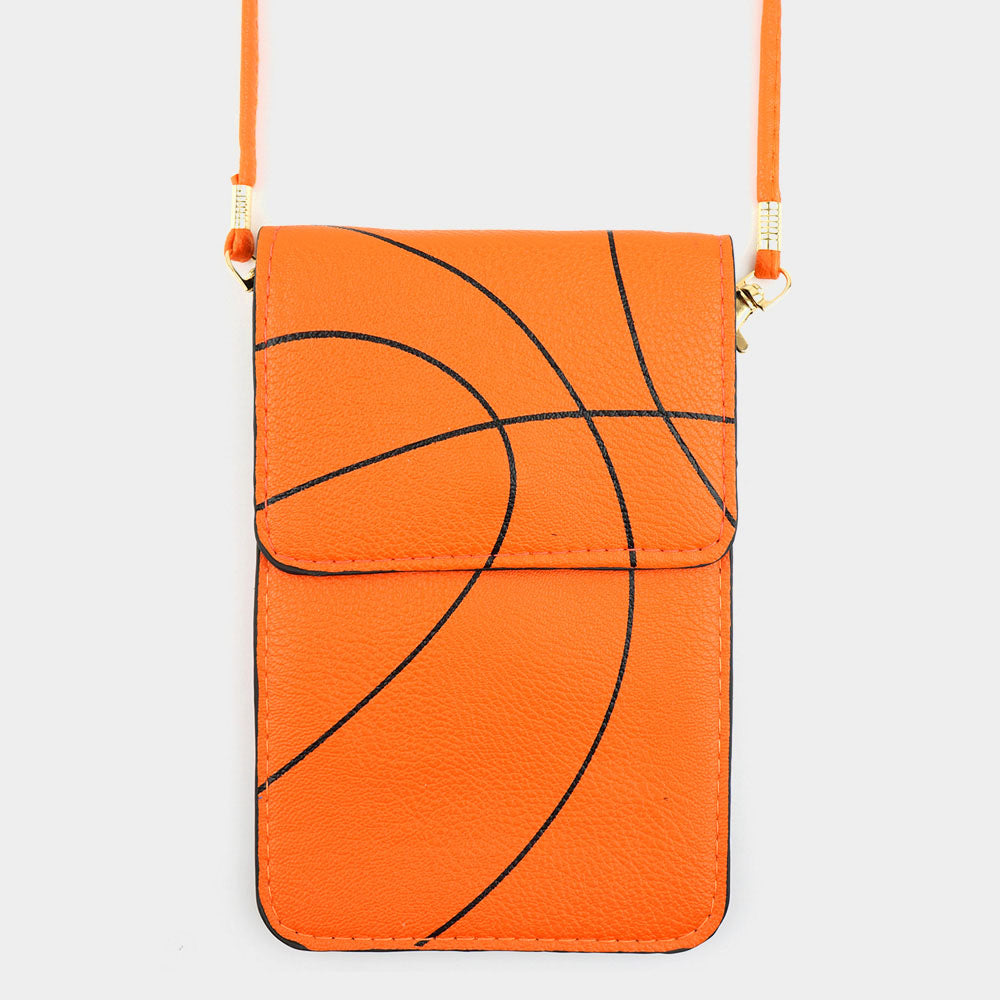Crossbody Purse Basketball
