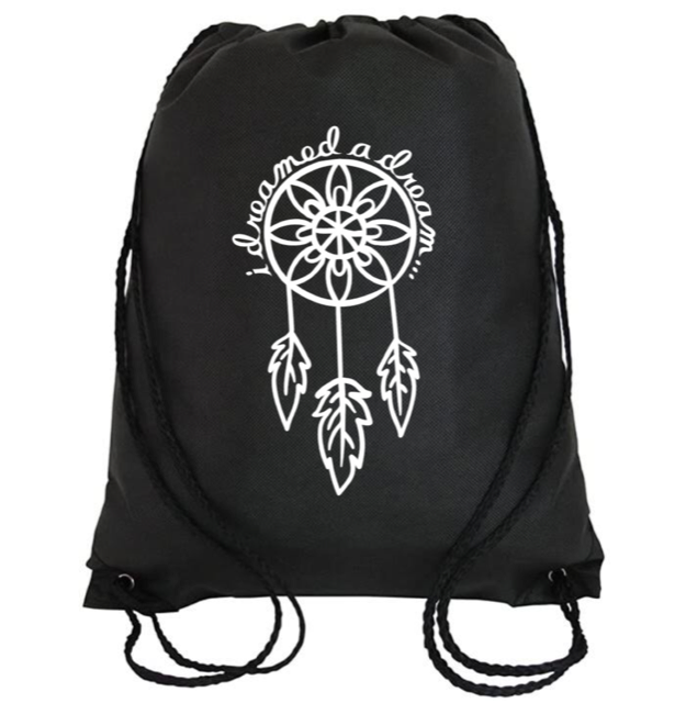 Cinch Bag: Dreamcatcher