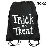 Cinch Bag: Halloween