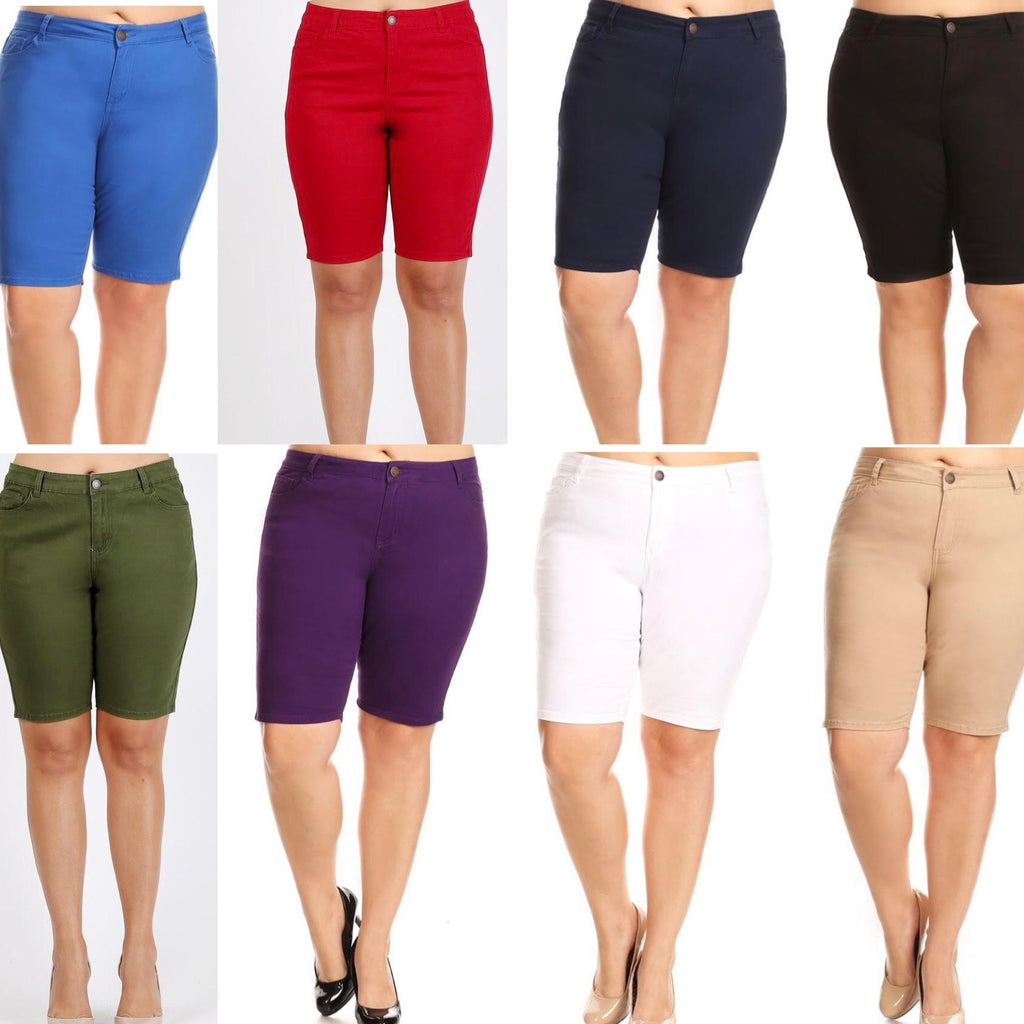 Louie Bermuda Shorts