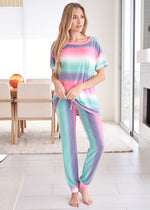Ombre Sunset Loungewear Separates