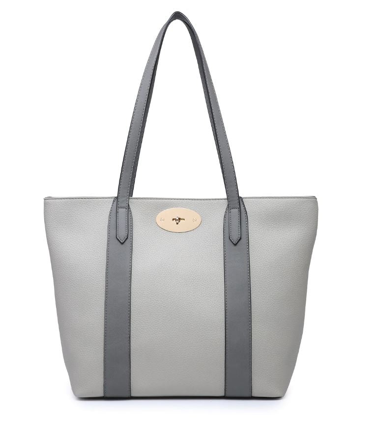 Double Handle City Tote