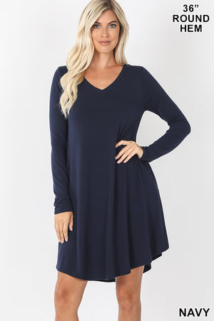 Linda Dress with Pockets
