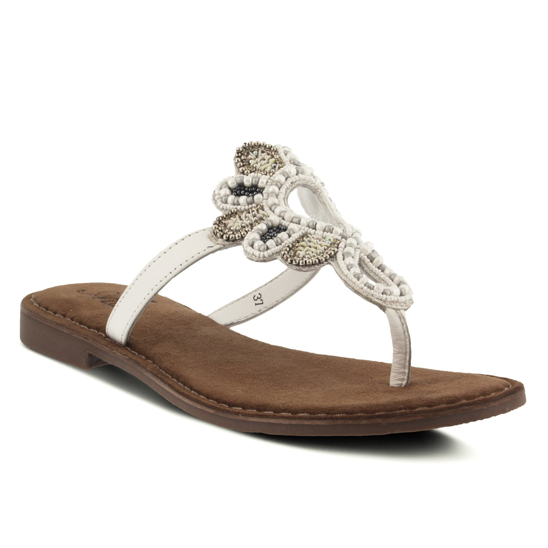 Beaded Sandal, Crystal Bead, Shoe, Sandal