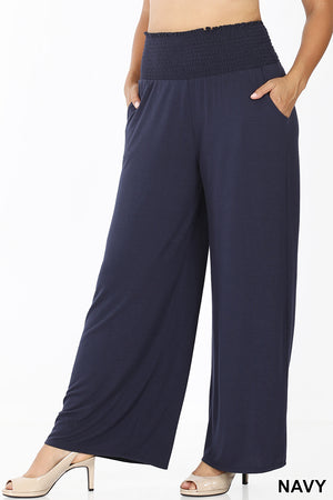 Jeanette Pants with Pockets