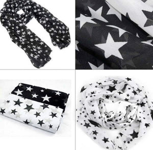 Star Scarf |2 colors|