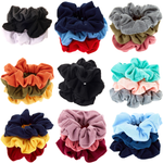 hair tie, scrunchie, ponytail, hair accessory, clothing, hair, women