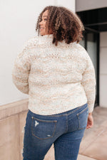 Simple Celebration Sweater