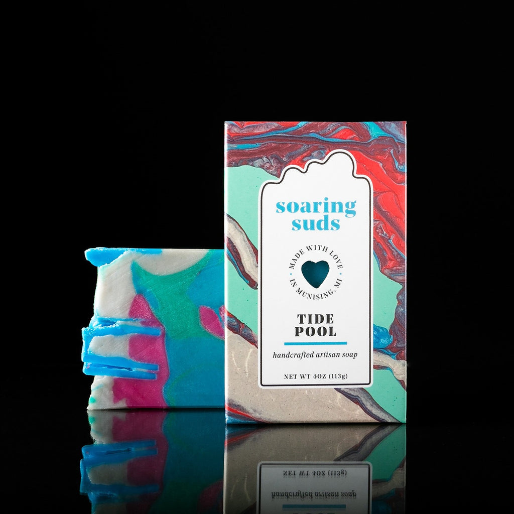 Tide Pool Artisan Soap