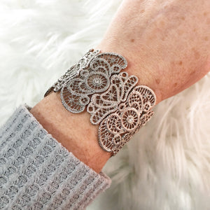 Timeless Intricate Stretch Bracelet