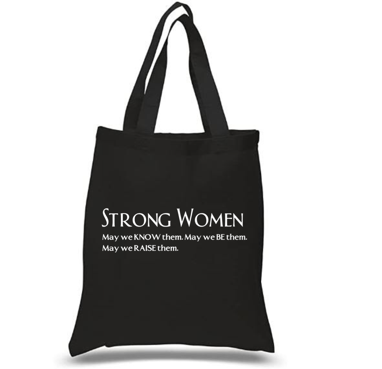Tote Bag: Strong Women