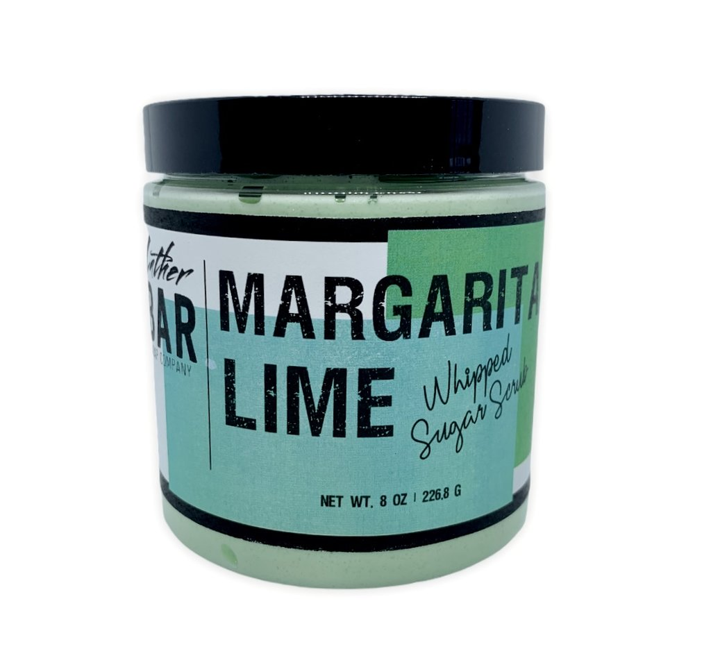 Margarita Lime Whipped Sugar Scrub
