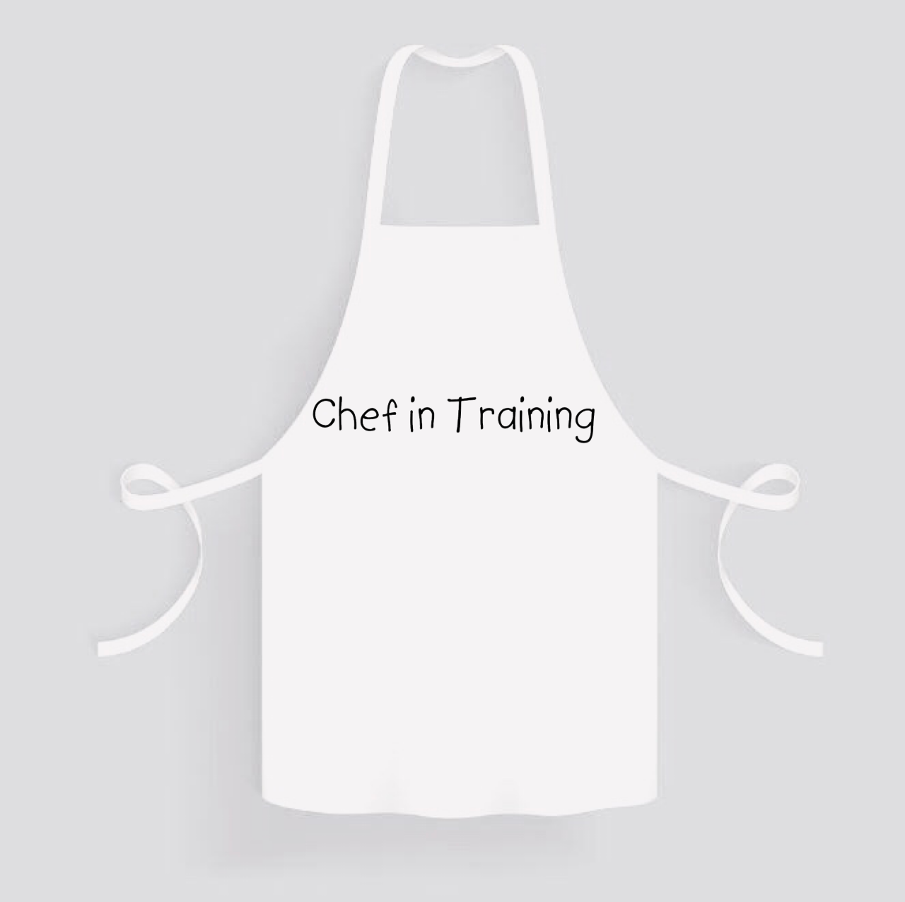 Apron: Chef in Training