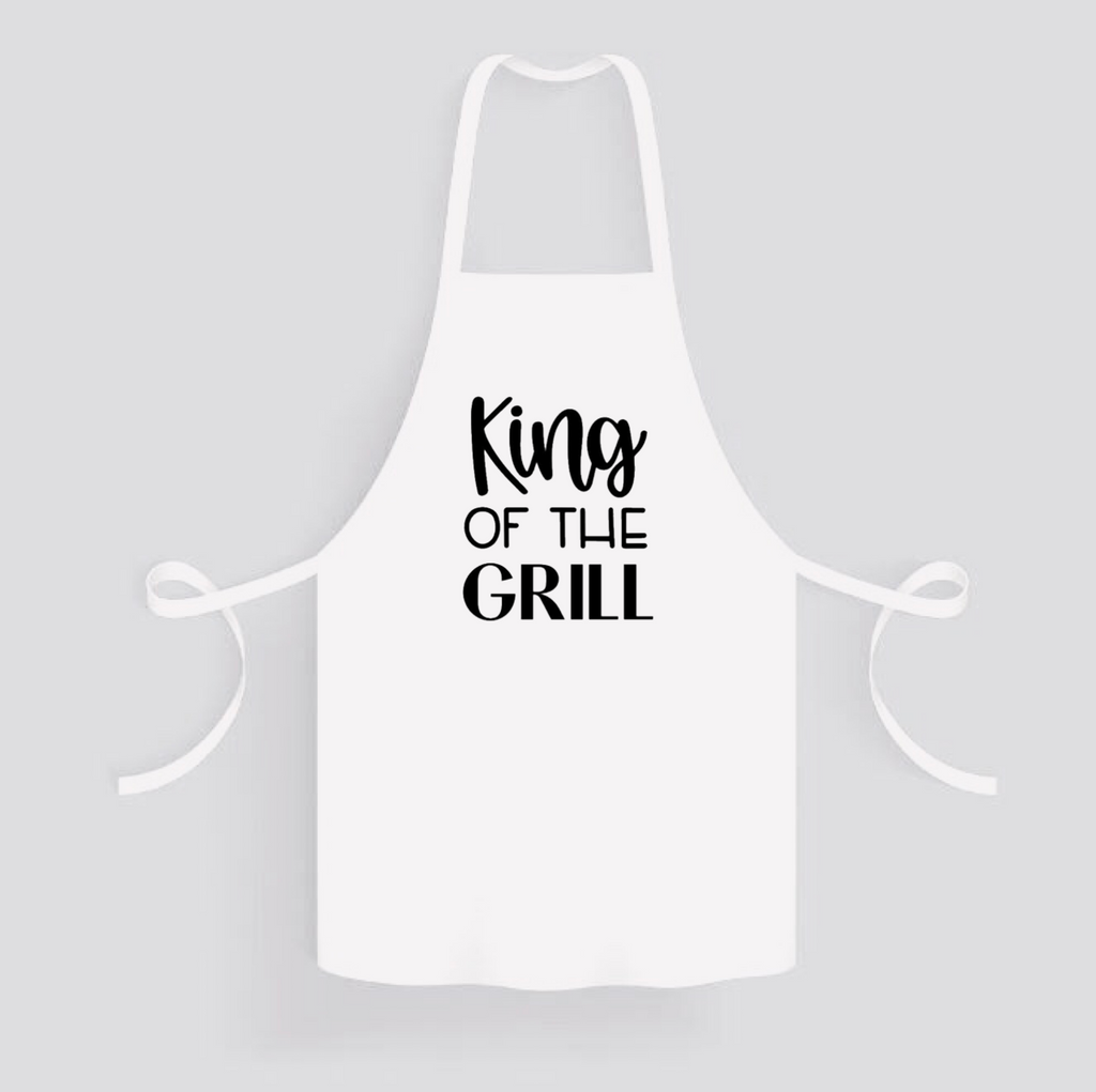Apron: King of the Grill