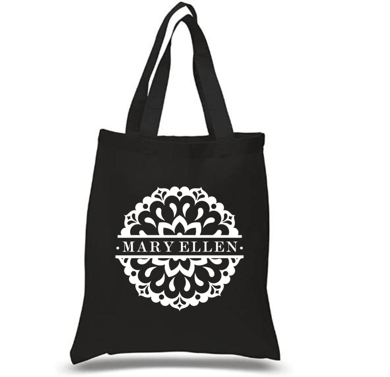 Tote Bag: Mandala Personalized * Add your name