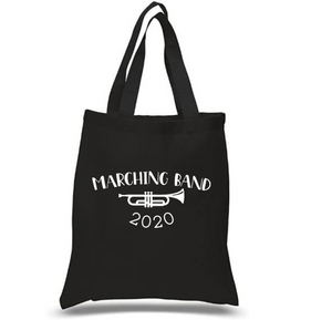 Tote Bag: Marching Band * Personalize