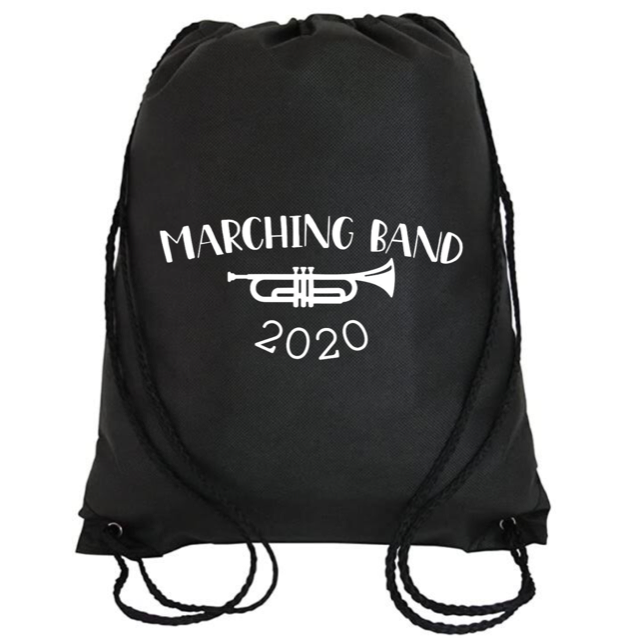 Cinch Bag: Marching Band * Personalize