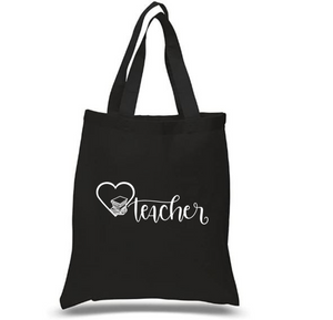 Tote Bag: Teacher