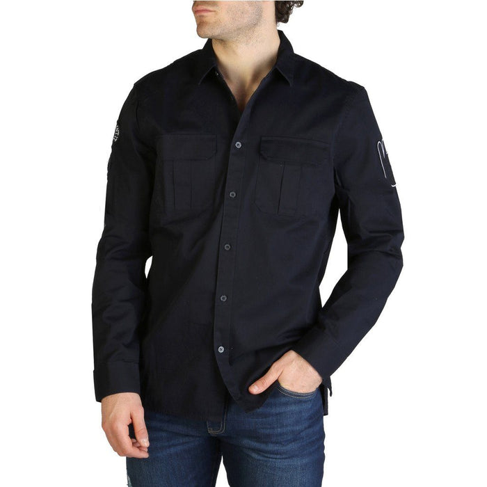 Armani Exchange Button Up Shirt, Men's