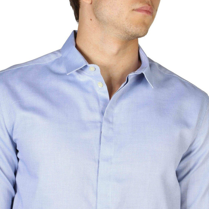 Emporio Armani Cotton Dress Shirt, Men's