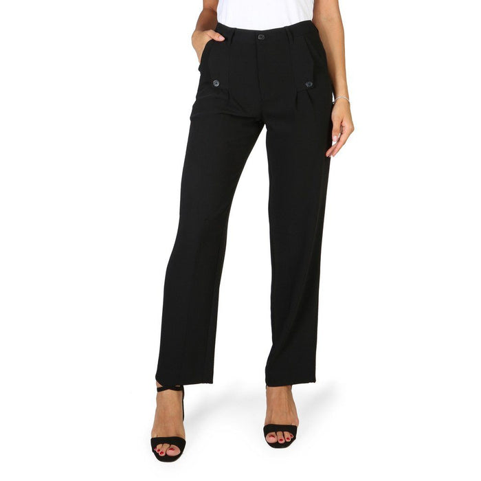Emporio Armani Boot Cut Trousers, Women's