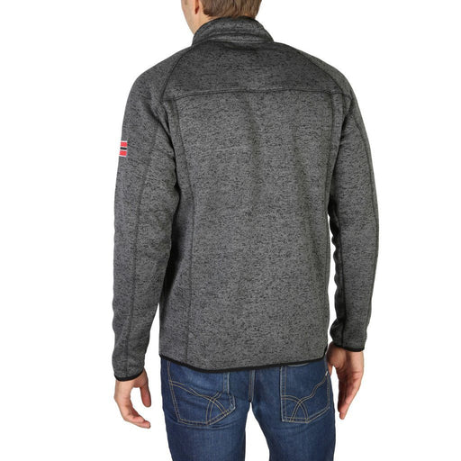 Geographical Norway Title Full Zip Pullover, Men's