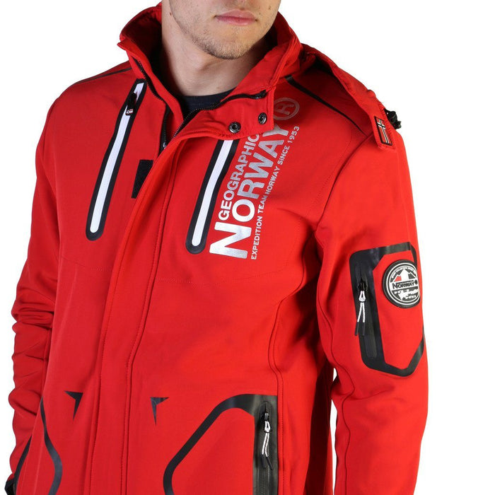 Geographical Norway Tyreek Softshell Jacket, Men's