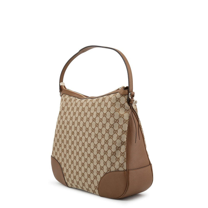Gucci Bree Canvas Shoulder Bag, Women's