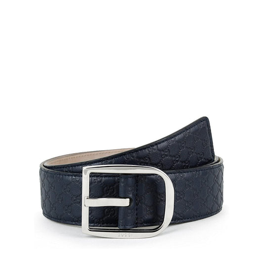 Gucci Micro Guccissima Leather Belt, Men's
