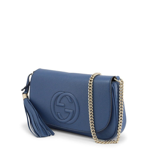 Gucci Soho Tassel Crossbody Purse, Women's