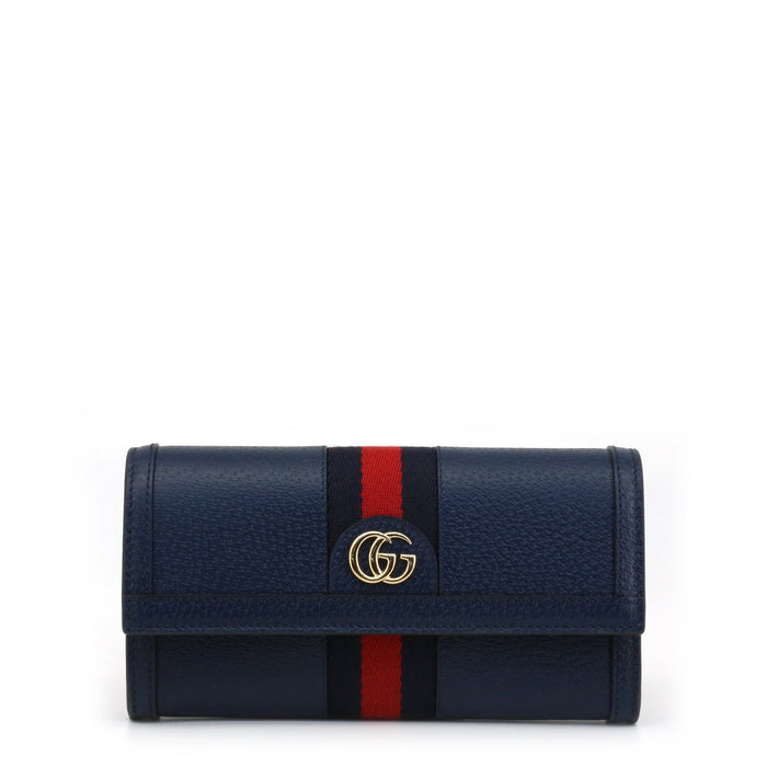 Gucci Ophidia Continental Wallet, Women's