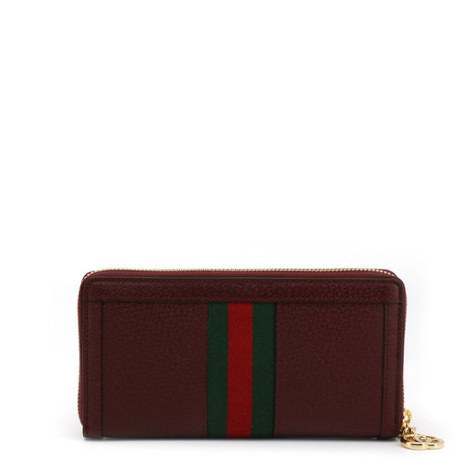 Gucci Ophidia Zip Around Continental Wallet, Women's