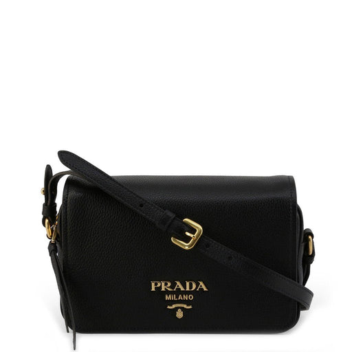 Prada Saffiano Monochrome Cross Body Bag, Women's