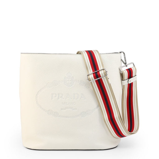 Prada Vitello Phenix Crossbody Bag, Women's