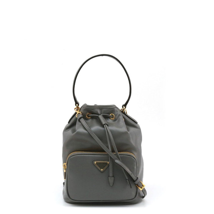Prada Duet Bucket Shoulder Bag, Women's