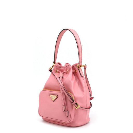Prada Vela Bucket Handbag, Women's