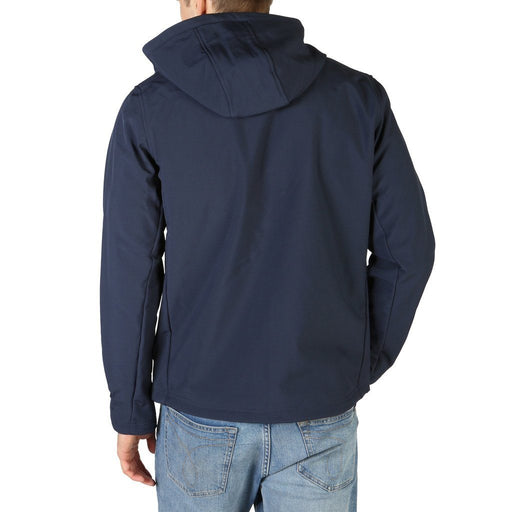 Superdry Hooded Softshell Jacket, Men's