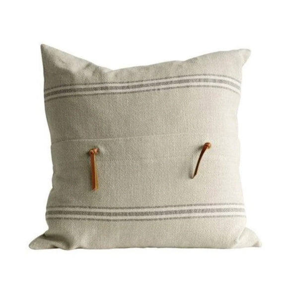 Simple Tie Pillow