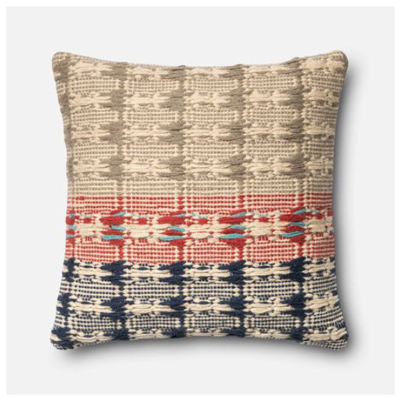 Red&Blue Pillow