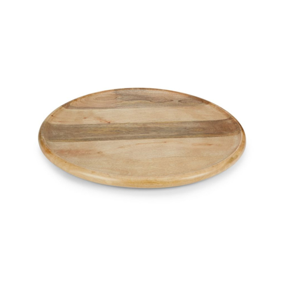 XL Natural Round Tray