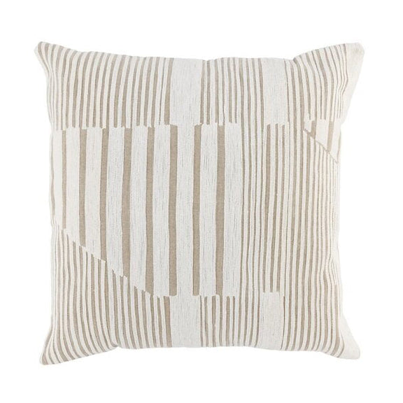 Natural Stripes Pillow