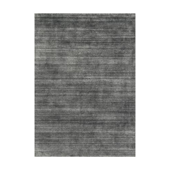Charcoal Strie Rug