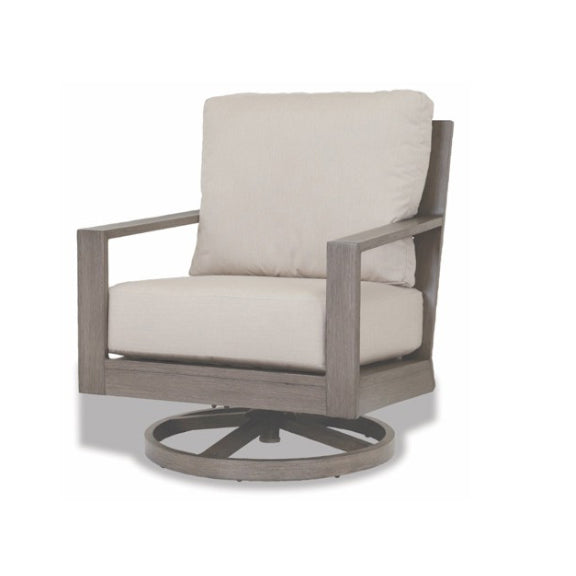 Outdoor Swivel Club Chair