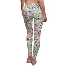 Load image into Gallery viewer, Cat Women's Cut & Sew Casual Leggings