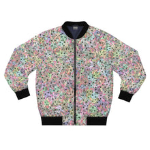 Load image into Gallery viewer, Men's Smokey Mezcal AOP Bomber Jacket