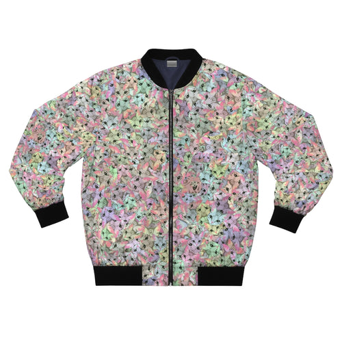 Men's Smokey Mezcal AOP Bomber Jacket