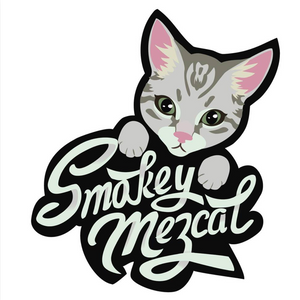 Limited Smokey Mezcal Enamel Pin