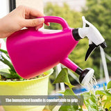1L Dual-Purpose Watering Spraying Pot aplanter
