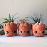 Baby Groot Air Plant Planter Pots aplanter